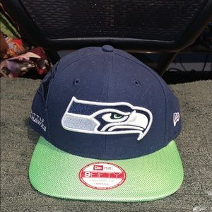 Seattle Seahawks - New Era Snap Back Hat